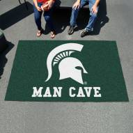 Michigan State Spartans Man Cave Ulti-Mat Rug