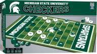 Michigan State Spartans Checkers