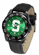 Michigan State Spartans Men's Fantom Bandit AnoChrome Watch