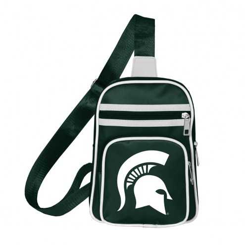 Michigan State Spartans Mini Cross Sling Bag