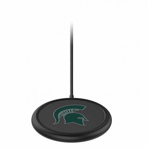 Michigan State Spartans mophie Charge Stream Pad+ Wireless Charging Base