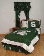 Michigan State Spartans Bed in a Bag