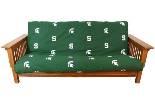 Michigan State Spartans Futon Cover