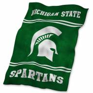 Michigan State Spartans NCAA UltraSoft Blanket