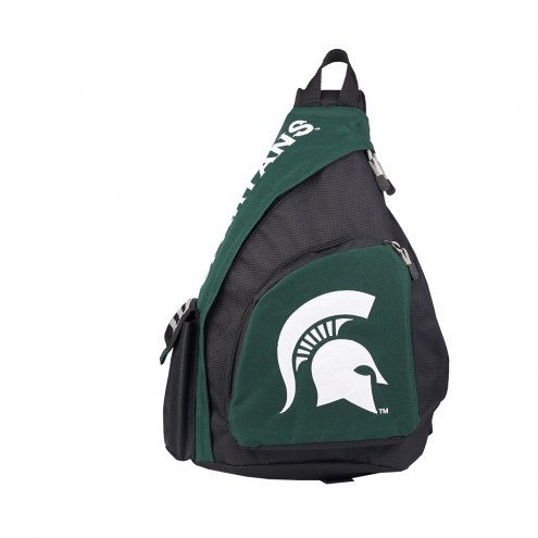 Michigan State Spartans Leadoff Sling Backpack
