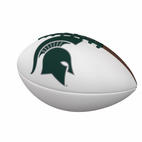 Michigan State Spartans Full Size Autograph Football