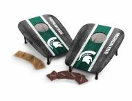 Michigan State Spartans One Hole Bag Toss Game