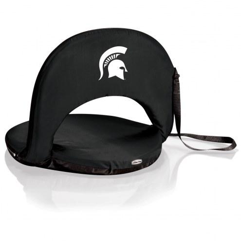 Michigan State Spartans Oniva Beach Chair