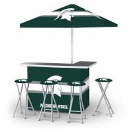 Michigan State Spartans Pop Up Bar