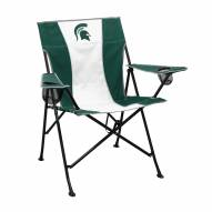 Michigan State Spartans Pregame Tailgating Chair