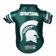 Michigan State Spartans Premium Dog Jersey
