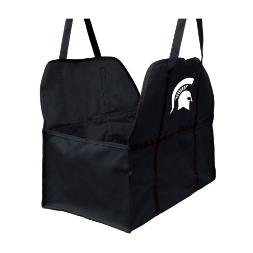 Michigan State Spartans Premium Firewood Carrier