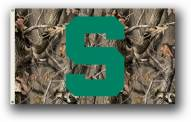 Michigan State Spartans Premium Realtree Camo 3' x 5' Flag