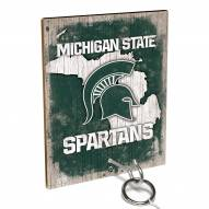 Michigan State Spartans Ring Toss Game