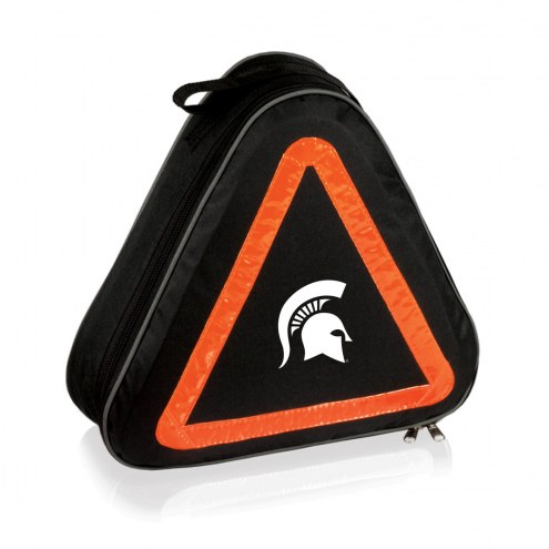 Michigan State Spartans Roadside Emergency Kit