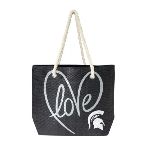 Michigan State Spartans Rope Tote
