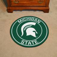 Michigan State Spartans Rounded Mat