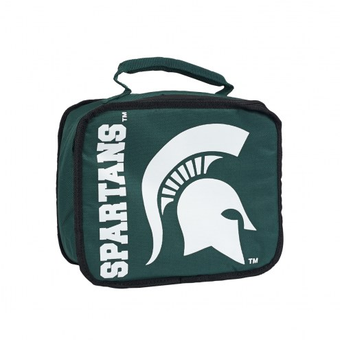 Michigan State Spartans Sacked Lunch Box