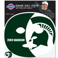 Michigan State Spartans Set of 4 Game Day Faces