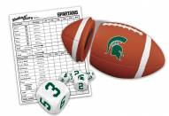 Michigan State Spartans Shake N' Score Travel Dice Game
