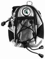 Michigan State Spartans Silver Mini Day Pack