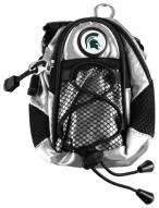 Michigan State Spartans Silver Mini Day Pack