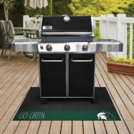 Michigan State Spartans Southern Style Grill Mat