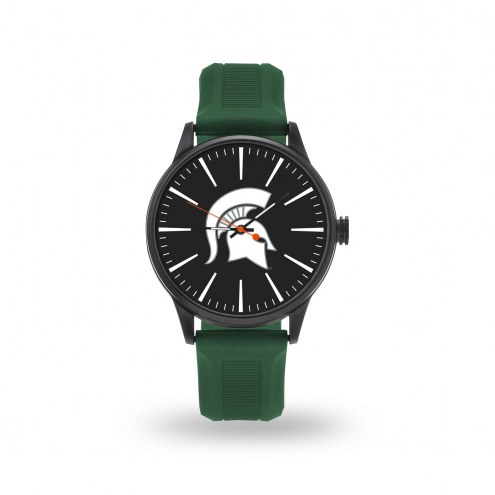 Michigan State Spartans Sparo Men's Cheer Watch