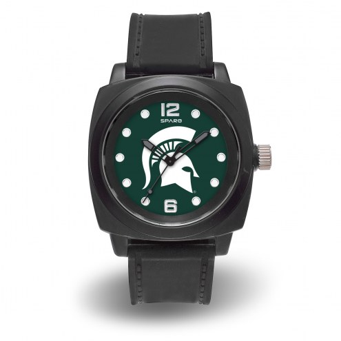 Michigan State Spartans Sparo Men's Prompt Watch