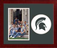 Michigan State Spartans Spirit Vertical Photo Frame