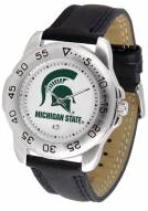 Michigan State Spartans Sport Men's Watch