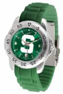 Michigan State Spartans Sport Silicone Men's Watch