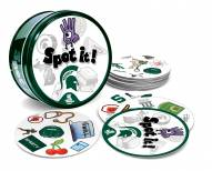 Michigan State Spartans Spot It! Card Game
