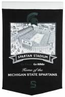 Michigan State Spartans Stadium Banner