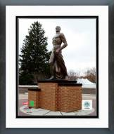 Michigan State Spartans Statue 2008 Framed Photo