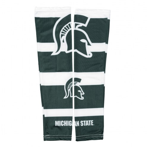 Michigan State Spartans Strong Arm Sleeves