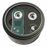 Michigan State Spartans Switchfix Golf Divot Tool & Ball Markers