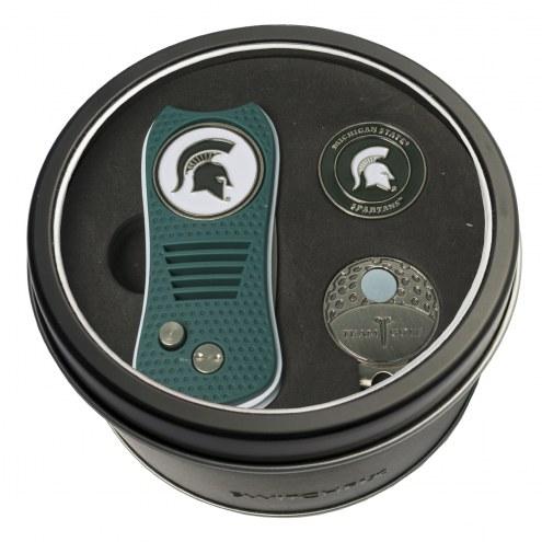 Michigan State Spartans Switchfix Golf Divot Tool, Hat Clip, & Ball Marker
