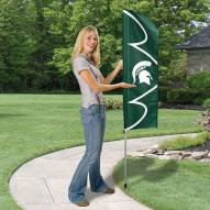 Michigan State Spartans Swooper Flag