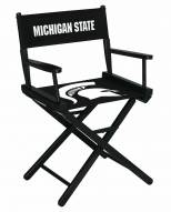 Michigan State Spartans Table Height Director's Chair
