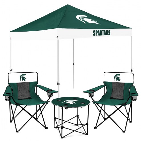 Michigan State Spartans Tailgate Bundle