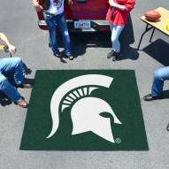 Michigan State Spartans Tailgate Mat