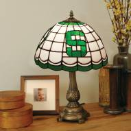 Michigan State Spartans Tiffany Table Lamp