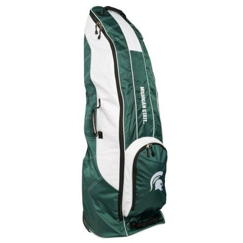 Michigan State Spartans Travel Golf Bag