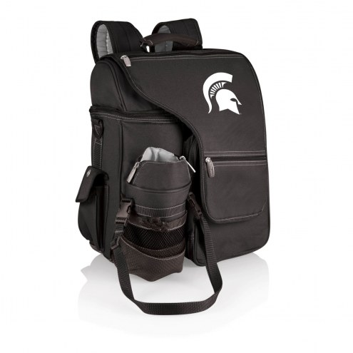 Michigan State Spartans Turismo Insulated Backpack