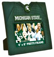 Michigan State Spartans Uniformed Picture Frame