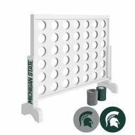 Michigan State Spartans Victory Connect 4
