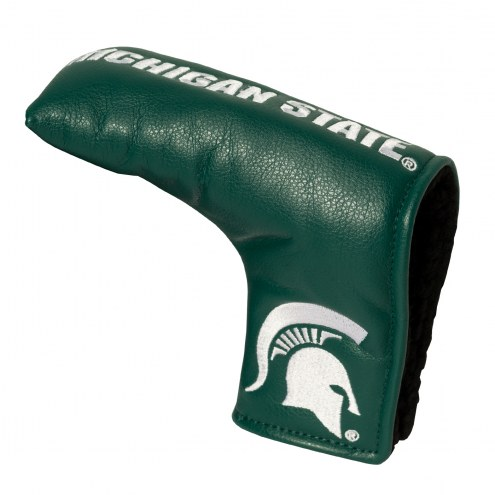 Michigan State Spartans Vintage Golf Blade Putter Cover