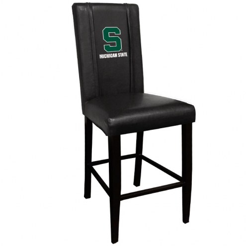Michigan State Spartans XZipit Bar Stool 2000 with Secondary Logo