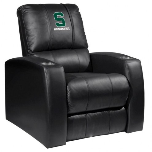 Michigan State Spartans XZipit Relax Recliner with Secondary Logo